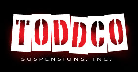Toddco Suspensions Logo