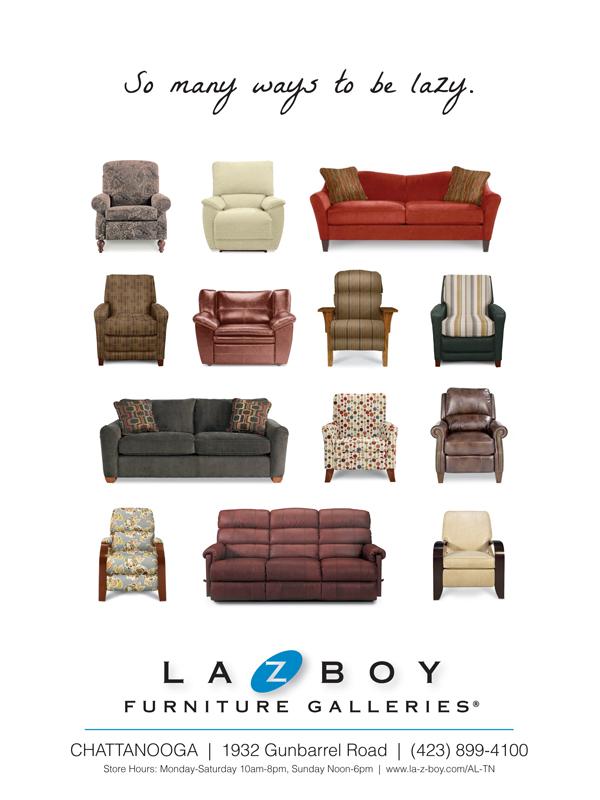 La Z Boy Magazine Ad 171 Steven Ratajczyk