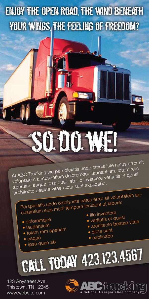 logistics ad specs concepts  u00ab steven ratajczyk